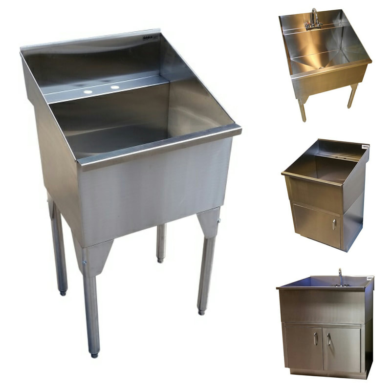 Ridalco Dog Sink